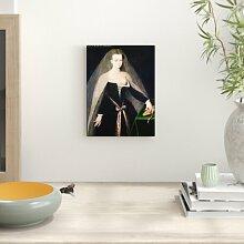 Gemälde Agnes Sorel Astoria Grand Format: Ohne