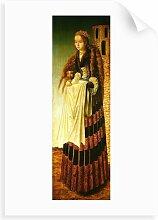 Gemälde St. Barbara Astoria Grand Format: Ohne