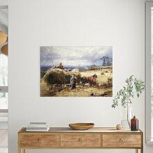 Gemälde The Haywain Astoria Grand Format: Ohne