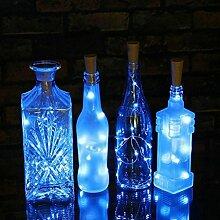 Gemini _ Mall® LED Flasche Kork Lichter, 59in