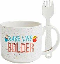 Gemma's Mug Meals Tassen von Bigger Bolder