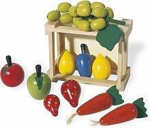 Gemüsekiste Pinolino