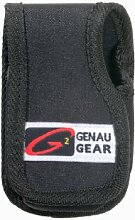 Genau Gear 530512,7cm von 3Zoll von 2Zoll Regular Größe Handyhalter, Schwarz