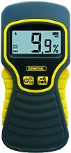 General Tools Feuchtigkeitsmesser, Pinless, Digital LCD (MMD5NP)