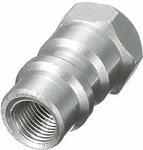 Generic 1/10,2cm 8V1Schnell Ventil Umwandlung Connector R12R22R502zu Adapter R134A Legierung