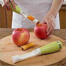 Generic 1Qualität ABS-Material Fruit Ananas Apfelentkerner einfachen enucleated Obst Gemüse Werkzeuge Kochen Tools Küche Zubehör