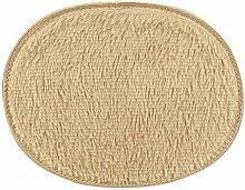 Generic 30* 40cm/30* 50cm rutschsicheren flauschig Shaggy Bereich Teppich Home Schlafzimmer im Badezimmer Fußmatte