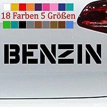 Generic Benzin Aufkleber Feinstaub VW Audi