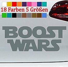 Generic Boost Wars Fun Aufkleber Star Wars