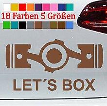 Generic Boxer Motor Let´s Box BMW Car Bike Tuning