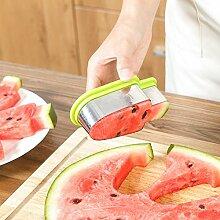 Generic Creative einfach Wassermelone gewürfelten Gerät Küche Zubehör Kochen Werkzeuge Popsicle Form Form Fruits Schneide Form