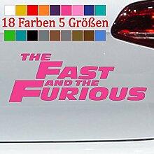 Generic Fast and Furious Aufkleber Paul Walker
