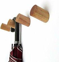 Generic Holz Farbe: HOLZ MASSIV Rack Brief Coat
