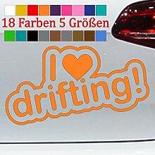 Generic I Love Drifting Auto BMW Aufkleber Tuning