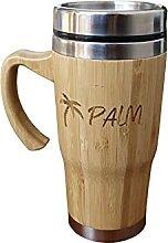 Generic Kaffeebecher mit Palm-Logo, 340 ml