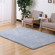 Generic lange Plüsch rutschfestem Teppiche Boden Fußmatten Teppiche dicker Teppich