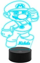 Generic-LED Nachtlicht Super Mario Geschenkidee