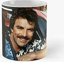 Generic Magnum DILF Moustache Private P