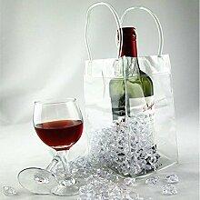 Generic Praktische Tasche Wein Bier Champagner Eimer Drink Bar Ice Tasche Kühler Kühltasche NEU # 58389