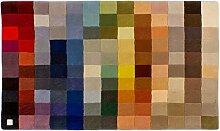 Generic Teppich Trend Multicolor Farbfelder Indien