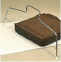 Generic verstellbare Küche Zubehör Backen Werkzeuge Edelstahl Draht Kuchen Schneide Level gleich Scheiben schneiden Cutter Werkzeug