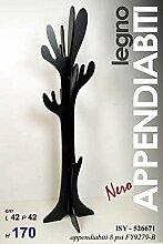 Generico Garderobenleiste Garderobenständer Baum