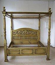 generisch Himmelbett Ehebett Bett B 180 x L 200