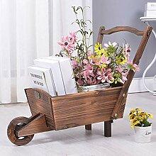 gengxinxin Blumenständer Blumenkasten Holz