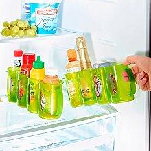 genialo Kühlschrank-Flaschenfach   Organizer