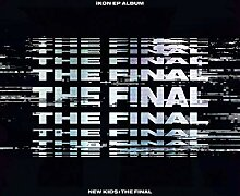 GENIE MUSIC iKON – New Kids: The Final [Blackout