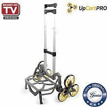Genius A26025 Upcart Pro Aluminium-Treppensteiger