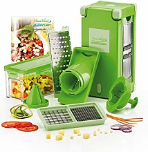 Genius A33828 Nicer Dicer Magic Cube Obst-&