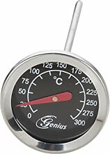 Genius BBQ Grill-Thermometer analog | 0°C bis