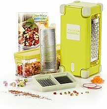 Genius Nicer Dicer Magic Cube Gourmet | 9 Teile |