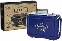Gentleman's Hardware GEN253 Tragbarer Grill,