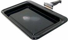Genuine FREIZEIT Backofen / Grill Pan & Griffbaugruppe 445mm x 276mm x 34mm