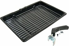 Genuine Indesit Herd Grill Pan Komplette C00149134