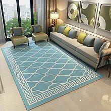 Geometrie Home Teppiche 119,4x 160cm–memorecool Haustierhaus verschiedene Muster Kein Verblassen anti-slipping einfachen Stil Wohnzimmer Tee Tisch Teppiche, Pattern8, 79x118inch