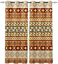 Geometrische braune Muster Linien Fenster