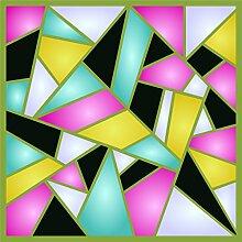 Geometrische Schablone-wiederverwendbar Groß