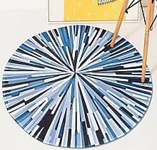 Geometrischer Ray Design Mat Teppich Einfachen