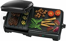 George Foreman 23450 Black 10 Portion Family