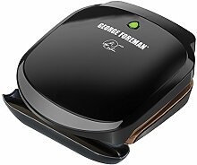 George Foreman GR136B 2-Serving Classic Plate