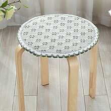Gepolsterte rutschfeste Hocker Stuhl Pad/ moderne minimalistische Heim Mat-L 40x40cm(16x16inch)