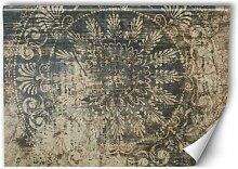 Geprägte 3D-Tapete Hartzler 3,5 m x 234 cm