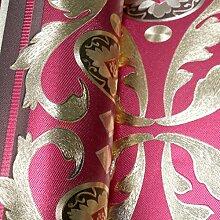 geprägte Streifen Rattan Tapete Hotel Speisesaal Privatzimmer mit Tapete-B