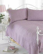 geprägten Tagesdecke, Bettüberwurf, Bettdecke
