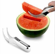 Gerät Werkzeug Edelstahl Wassermelonen Schneider
