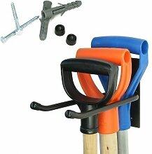 Gerätehalter Halterung Gartengerätehalter