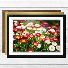 Gerahmter Fotodruck Flower Prettys Big Box Art